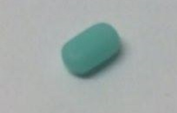 Dollhouse Miniature - 997 - Bar of Soap - Rectangle - Green