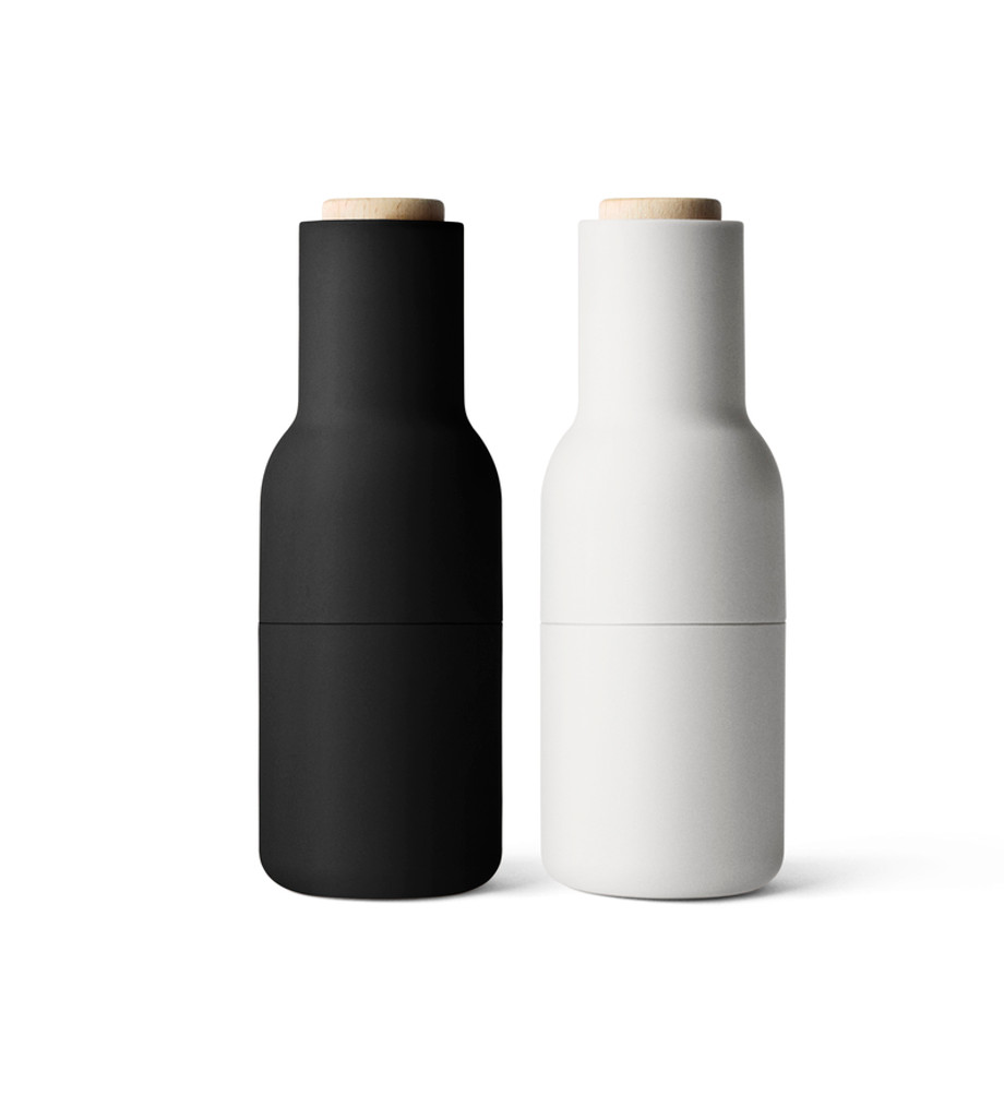 MENU - BOTTLE GRINDER 2 PACK ASH/CARBON