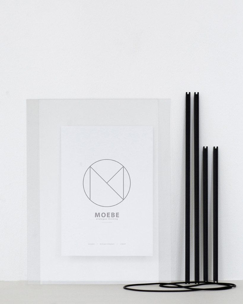 MOEBE - FRAME A5 BLACK