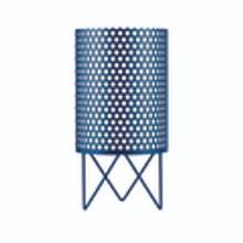 GUBI - PEDRERA ABC TABLE LAMP BLACK