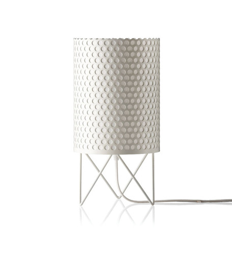 GUBI - PEDRERA ABC TABLE LAMP WHITE