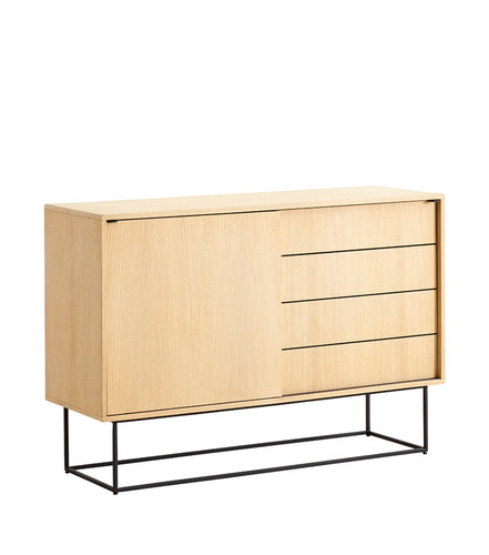 WOUD - VIRKA SIDEBOARD (HIGH)