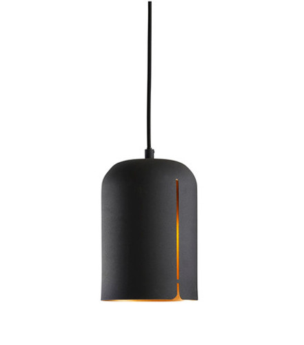 WOUD - GAP PENDANT - BLACK S
