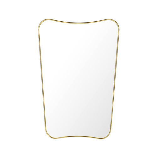 GUBI - F.A.33 RECTANGULAR WALL MIRROR - SMALL