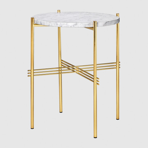GUBI - TS TABLE BRASS - S (VARIOUS COLOURS)