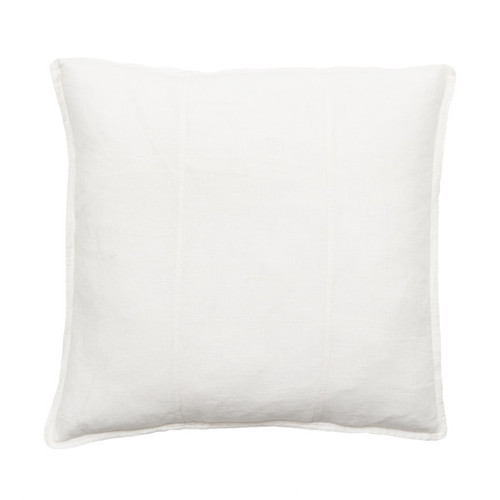 EADIE LIFESTYLE - LUCA CUSHION WHITE LARGE