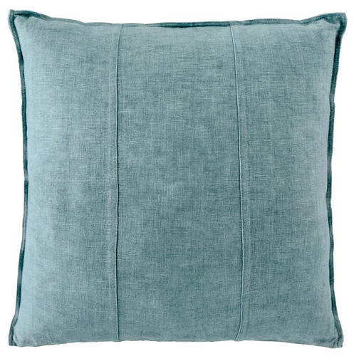 EADIE LIFESTYLE - LUCA CUSHION SEA MIST LARGE