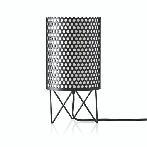 GUBI - PEDRERA ABC TABLE LAMP BLACK