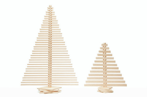 ONE TWO TREE - ECO FRIENDLY WOODEN CHRISTMAS TREE