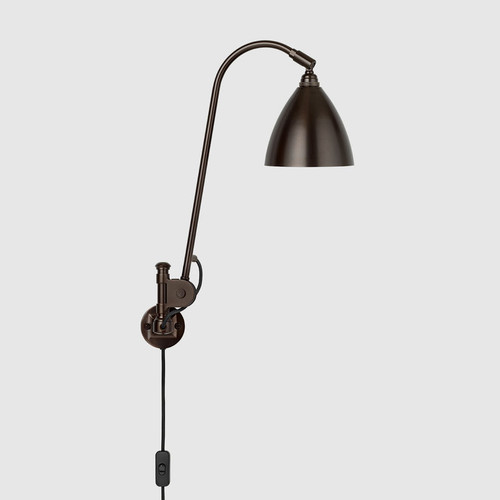 GUBI -  BESTLITE BL6 WALL LAMP - BLACK BRASS (Other colours available)