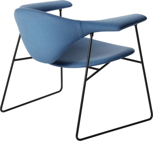 GUBI - MASCULO LOUNGE CHAIR (VARIOUS COLOURS)