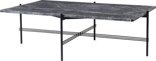 GUBI - TS COFFEE TABLE RECTANGLE (VARIOUS COLOURS)