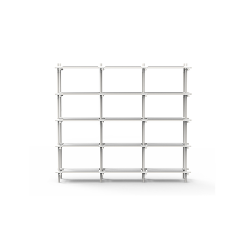MENU - STICK SYSTEM SHELVING WHITE (From $800)