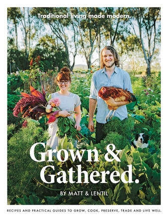 WHAT WE ARE READING /// GROWN & GATHERED