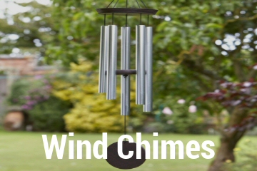 Wind Chimes Banner