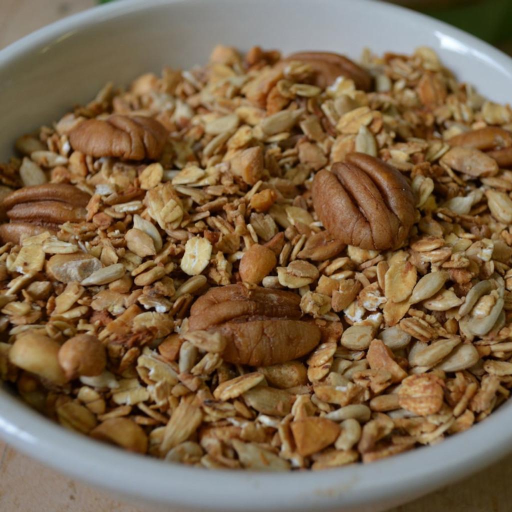Koinonia Farm Handmade Oat Nut Granola