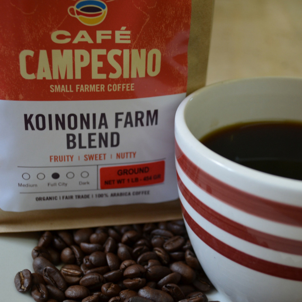 Koinonia Farm Fair Trade Coffee