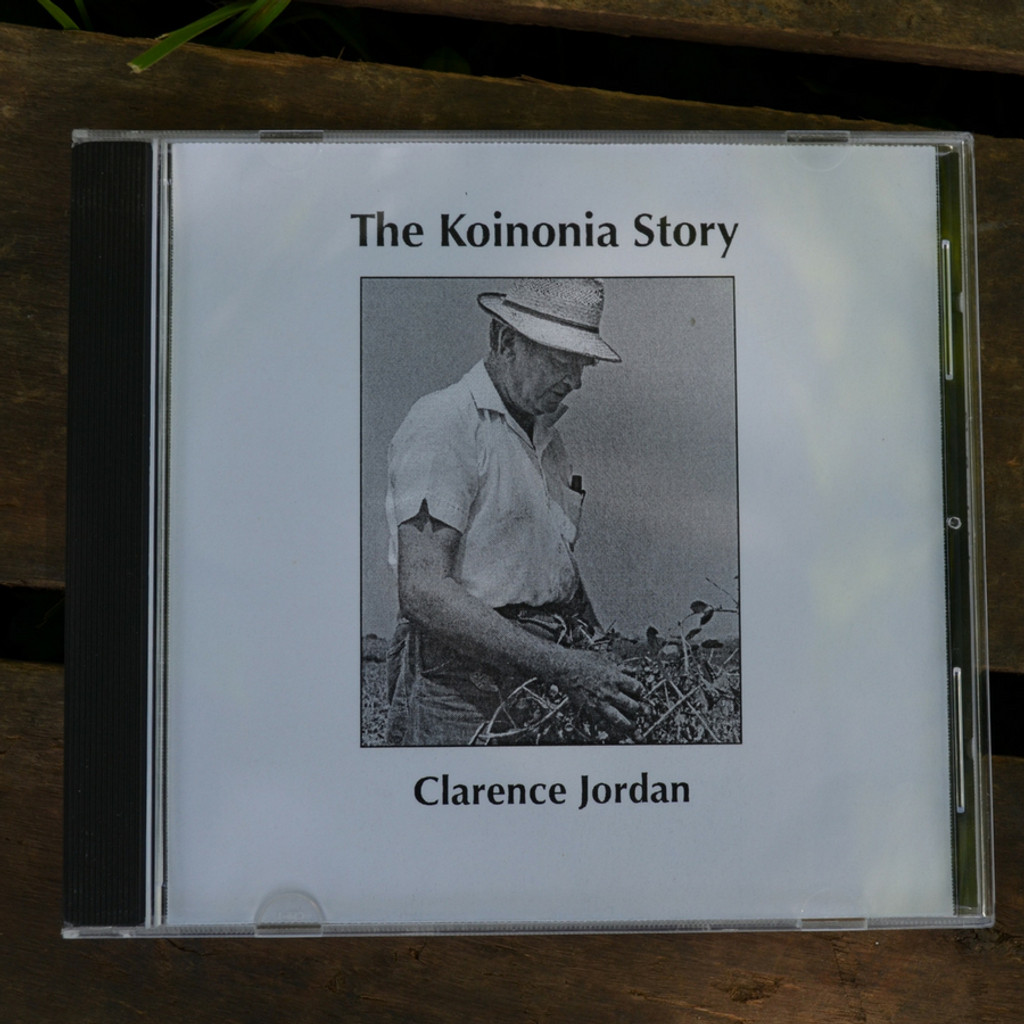 The Koinonia Story by Clarence Jordan Front Cover