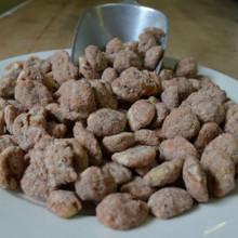 Koinonia Farm Cinnamon Spiced Pecans Mid