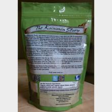 Koinonia Farm Handmade Oat Nut Granola 8 oz bag back