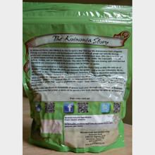 Koinonia Farm Roasted Peanuts 1 lb Bag Back