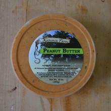 Koinonia Farm Handmade Peanut Butter 10 oz Tub