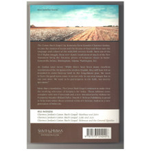 Cotton Patch Gospel Paul's Epistles by Clarence Jordan Book Back Cover