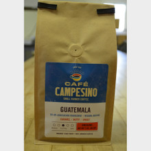 Guatemala Full City Roast Fair Trade Coffee by Café Campesino 1 lb bag ground