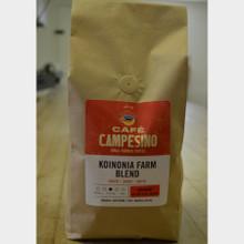 Koinonia Farm Blend Fair Trade Coffee by Cafe Campesino 2 lb bag ground