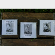 Clarence Jordan CDs Set of Three Front Cover