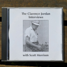 The Clarence Jordan Interviews by Scott Morrison Front Cover