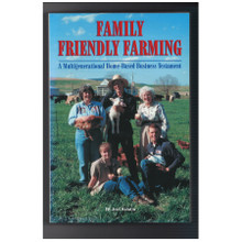 Family Friendly Farming by Joel Salatin Paperback Front Cover