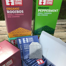 Equal Exchange Fair Trade Organic Tea Bags