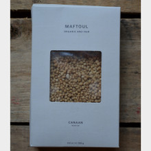 Organic Maftoul (Couscous) by Canaan Fair Trade Box Front