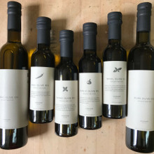 All Olive Oil Varieties from Canaan Fair Trade
