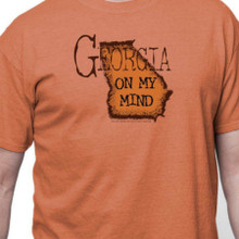 Georgia on My Mind Dirt Shirt