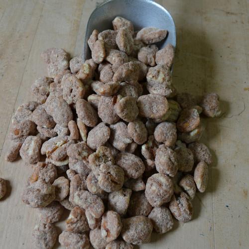 Koinonia Farm Cinnamon Spiced Pecans Above