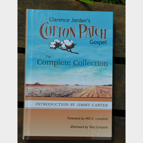 Cotton Patch Gospel Complete Collection (Hardback) by Clarence Jordan Front Cover
