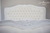 PRE ORDER: Louis deep buttoned bed