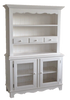 PRE ORDER: Cabinet with three drawers and wire door