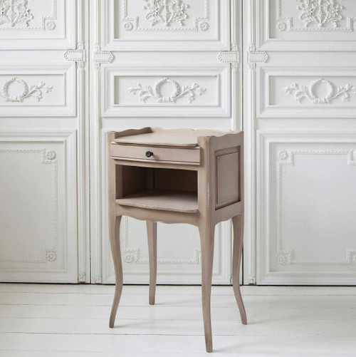 PRE ORDER:  Dainty Stone Bedside Table