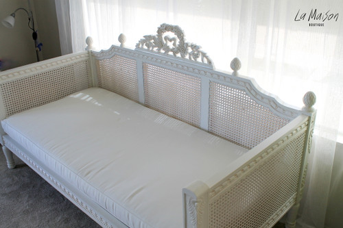 PRE ORDER: Antoniette Rattan Day Bed