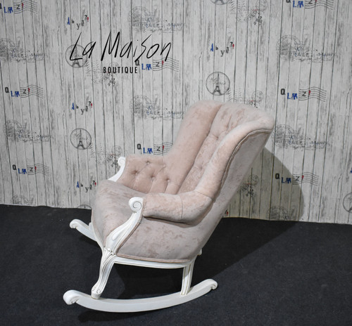 PRE ORDER : Belle Rocking Chair