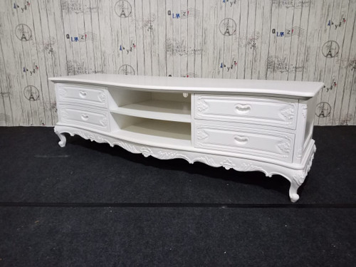 PRE ORDER: New Sideboard/ TV cabinet/ Entertainment unit - white