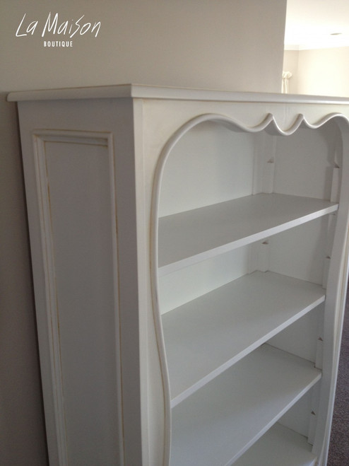 PRE ORDER: Bookcase/ display cabinet with three drawers