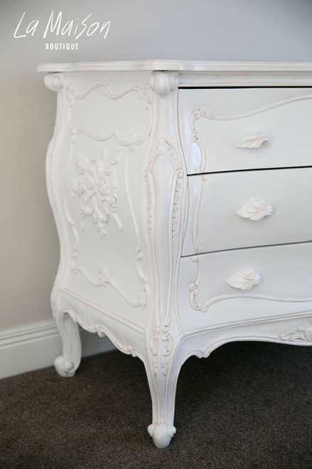 PRE ORDER: Three Drawer Chest