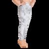 AE Stone Gray Yoga Leggings - Right