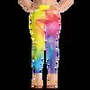 ANG-ELE Prism Print Yoga Leggings - Front