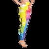 ANG-ELE Prism Print Yoga Leggings - Right