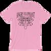 Classic Tribal Head Unisex short sleeve t-shirt - Pink